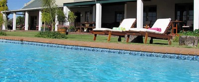 Mooiplaas Guest House Accommodation