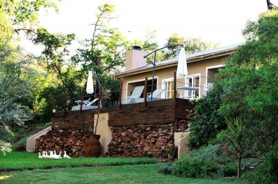 Mymering Guest House Ladismith Accommodation