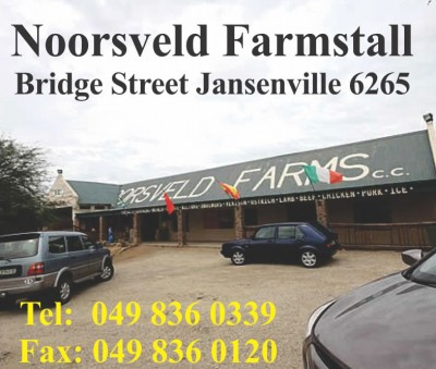 Noorsveld Farmstall Jansenville Business