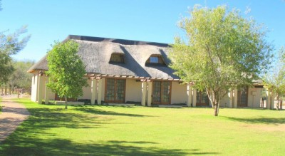 Oranjerus Resort Upington Accommodation