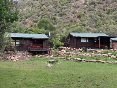 Ou Tol Cango Retreat Accommodation