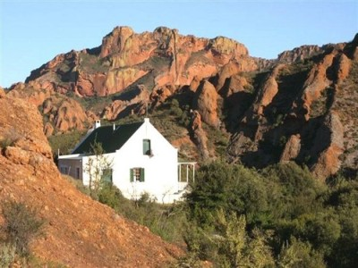 Red Stone Hills Holiday Farm Accommodation