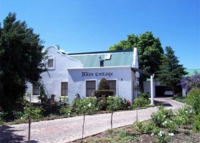 Rose Cottage Montagu Accommodation Self Catering