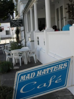 Mad Hatters Coffee Shop Graaff-Reinet Restaurants Coffee Shop