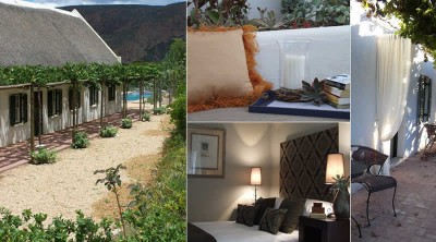 Soeterus Guest Farm Calitzdorp Accommodation