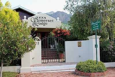 Somerset Lodge Montagu Accommodation
