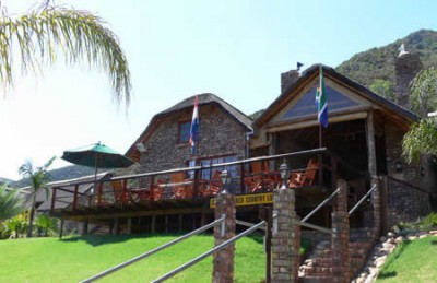 Stonebreaker Country Lodge Oudtshoorn Accommodation
