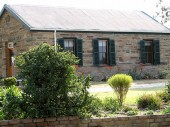The Stone Cottage Graaff-Reinet Accommodation Farm Getaway