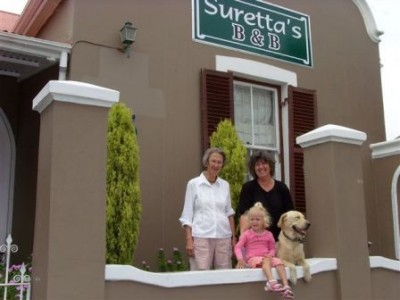 Surettas B&B Beaufort West Accommodation Bed And Breakfast
