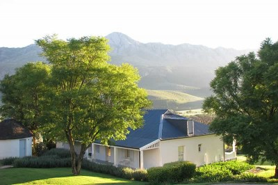 Swartberg Country Manor Oudtshoorn Accommodation