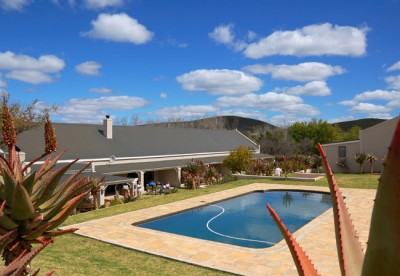 Swartberg Private Game Lodge Oudtshoorn Accommodation