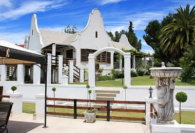 Terra Bianca Oudtshoorn Accommodation Bed And Breakfast