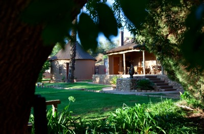 Thabile Lodge Oudtshoorn Accommodation