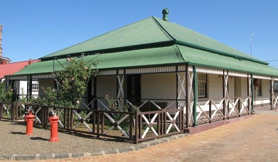 The Australian Arms Kimberley Accommodation Lodge