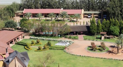 The Falls Guest House Upington Accommodation Guest House