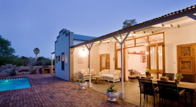 The Karoo Retreat Oudtshoorn Accommodation Self Catering