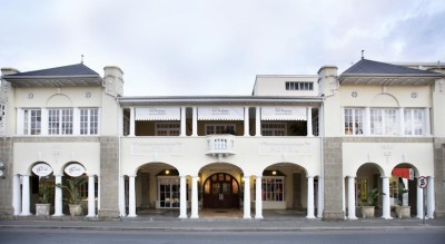 The Queen's Hotel Oudtshoorn Accommodation Hotel