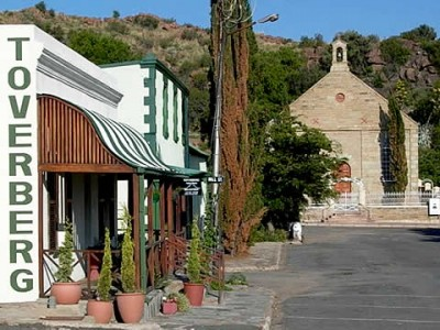 Toverberg Guest Houses Colesberg Accommodation
