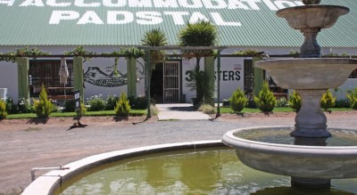 Travalia Guest Farm Beaufort West Accommodation
