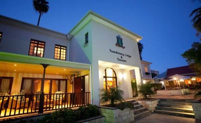 Turnberry Boutique Hotel Oudtshoorn Accommodation Hotel