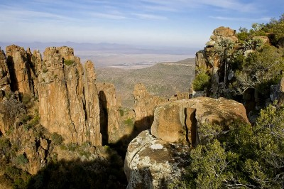 Valley of Desolation Graaff-Reinet Tourist Attractions Sightseeing
