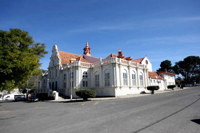 Victoria Hall Graaff-Reinet Town Hall Graaff-Reinet Tourist Attractions Sightseeing