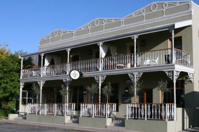 The Victorian 1906 Hotel Montagu Accommodation