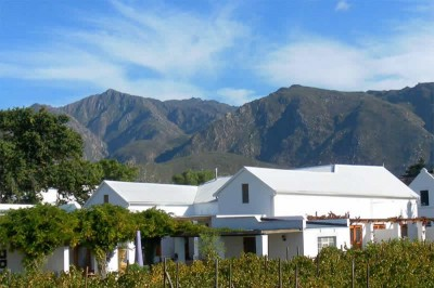 Vineyard Country House Montagu Accommodation Bed And Breakfast