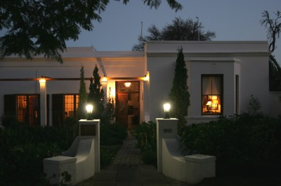 Villa Reinet Accommodation