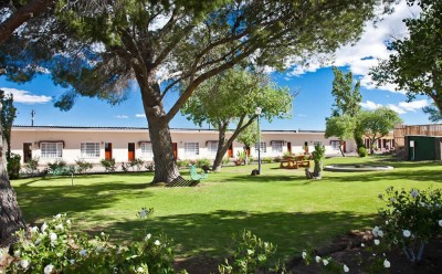 Wagon Wheel Country Lodge Beaufort West Accommodation