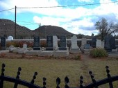 Willowmore Jewish Cemetery Willowmore Tourist Attractions