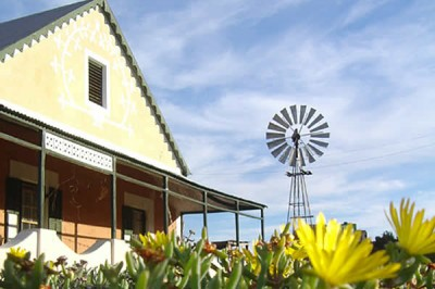 Wolverfontein Farm Cottages Ladismith Accommodation